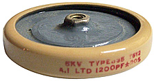 Transmitting Capacitors Ceramic