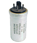 Dual Section Electrolytic Capacitors