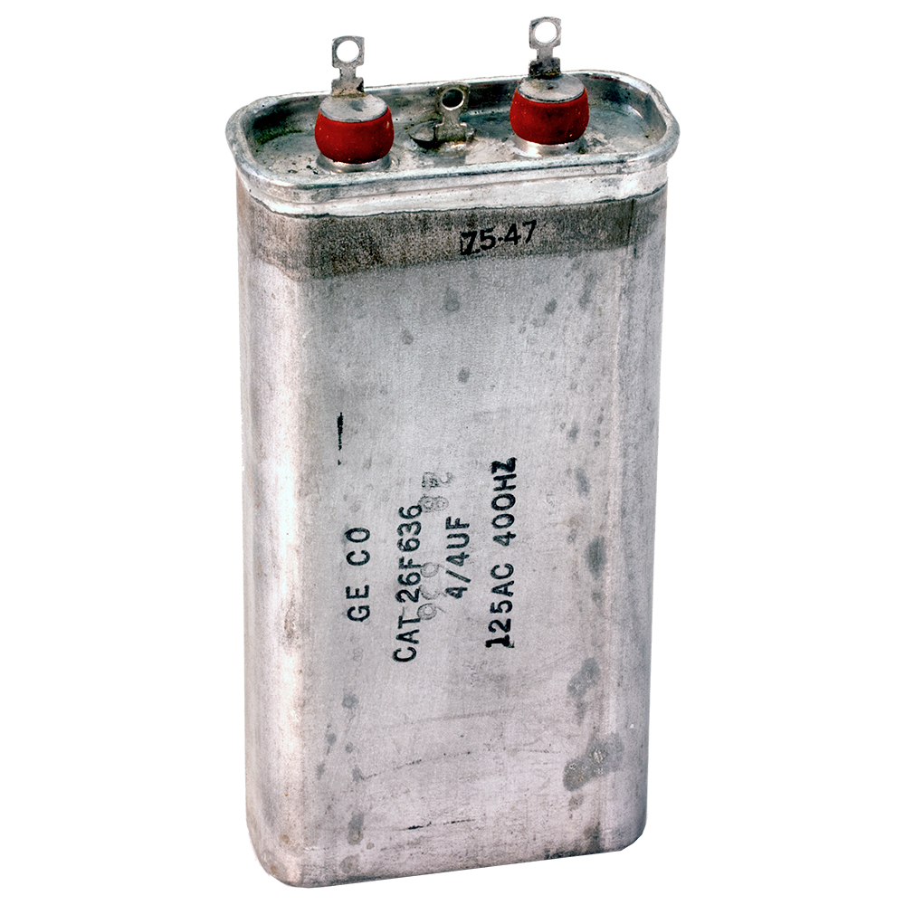 Oil Capacitors - 1 µF to 9 99 µF