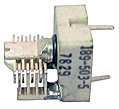 PC Mount Air Variable Capacitor