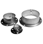 Vacuum Capacitor Mounting Flanges
