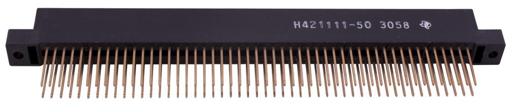 texas instruments card edge connector