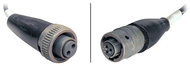 Mil Spec Amp Circular Connectors