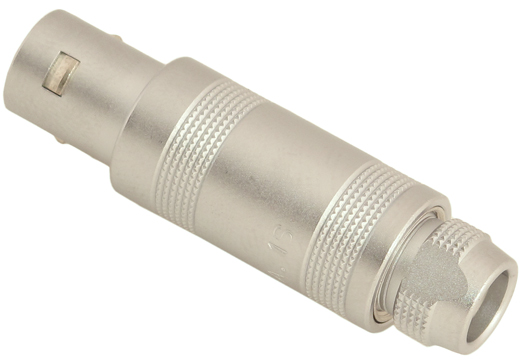 Lemo Inline Connector 6 Pin Male / Female FFA.1S.306.CLAC52