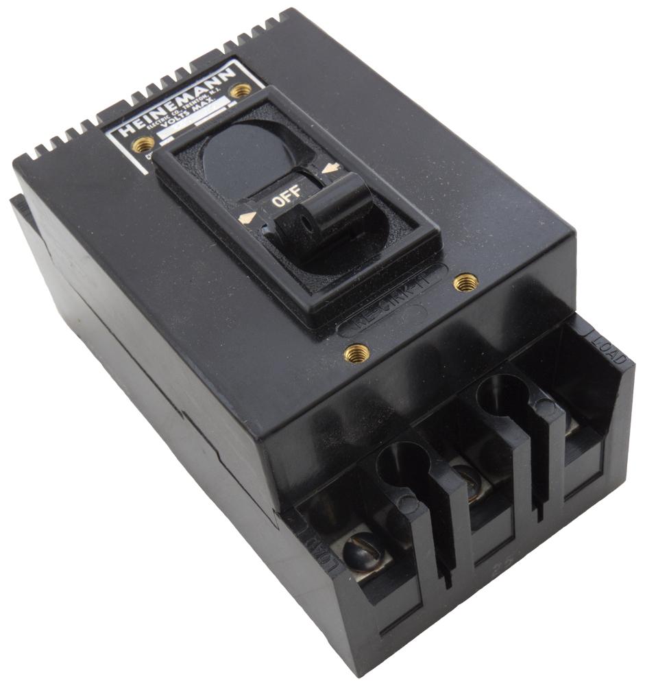 Surplus Circuit Breakerheinemann Breaker Pushmatic Fal3605016m Adjustable Instantaneous Trip Photo 1 Heinemann