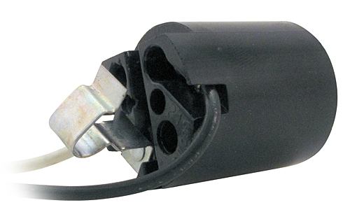 Lamp Sockets with Leads