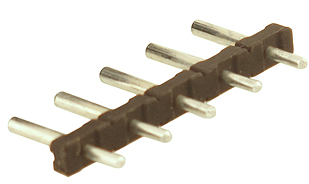 Single Row Interconnects