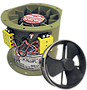 Fans & Blowers: 400Hz Aircraft Blowers
