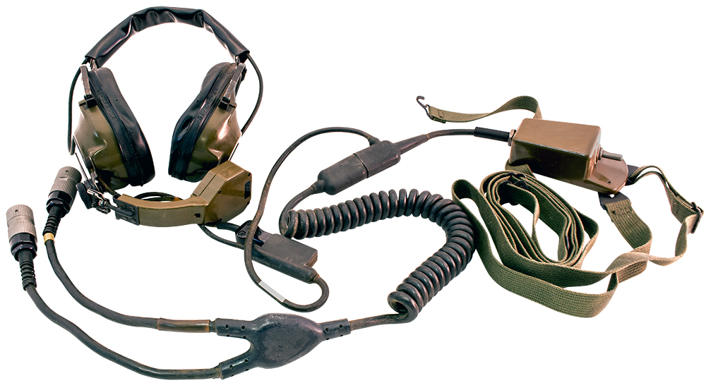 Military Microphones Amp Handsets