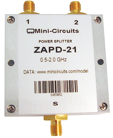 Mini-Circuits® - Power Splitters / Combiners