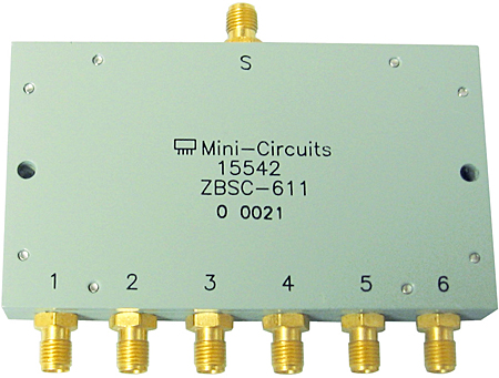 Mini-Circuits® - Power Splitters / Combiners
