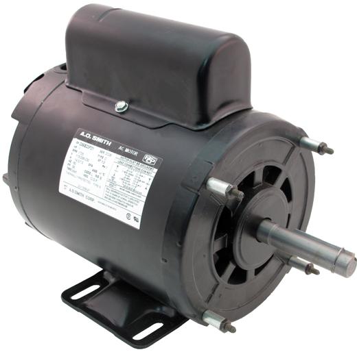 Liftmaster motors for Ao smith furnace motors