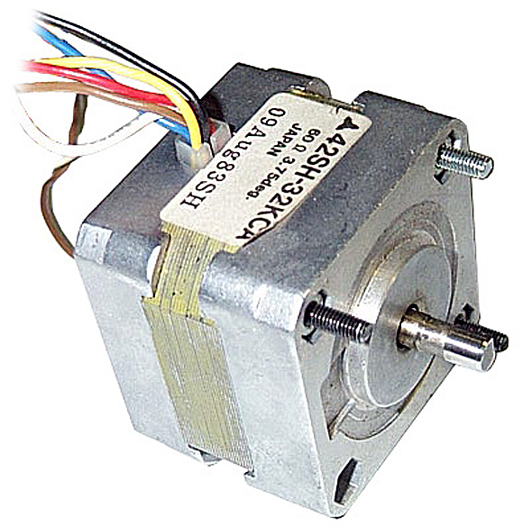 Encoders Steppers
