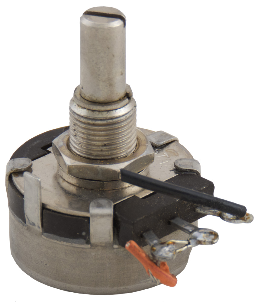 panel bushing mount pots with shaft single turn 1k to 1 99k ohm rh surplussales com Clarostat Catalog Clarostat Web