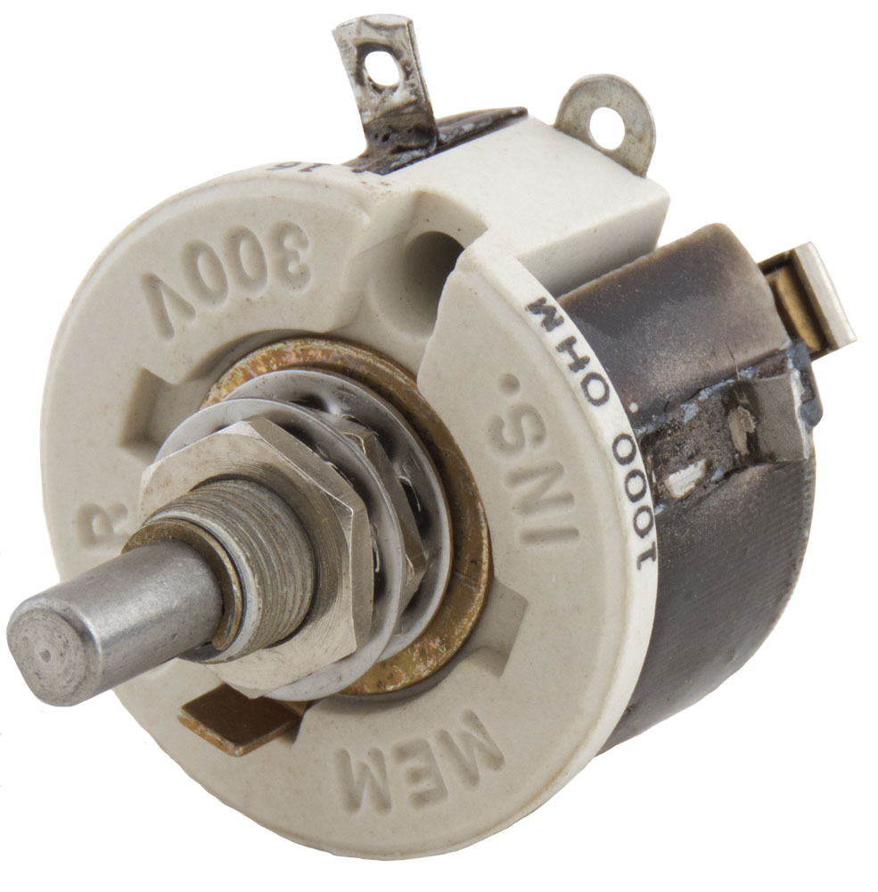 Potentiometers Rheostats 1k Ohm And Up