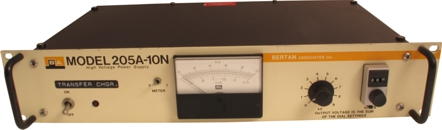 Bertan High Voltage Power Supply 205A-10N