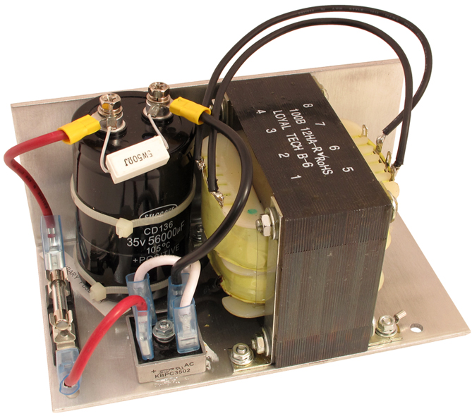 Build A Vdc Amp Power Supply