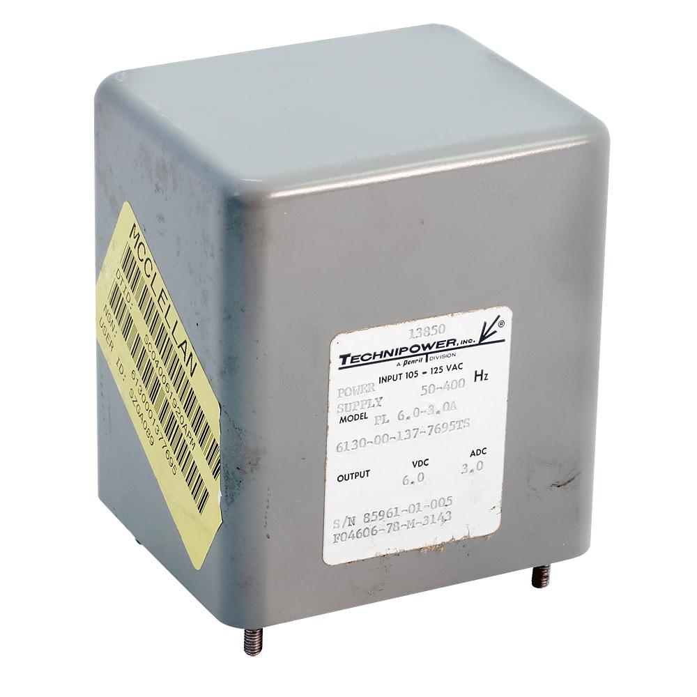 Power Supplies: 3 Volt to 12 Volt