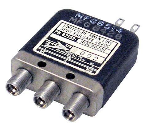 RF Coaxial Relays SMA DC Volts