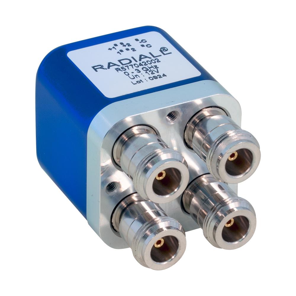 Rf Coaxial Relays Quot N Quot Connectors