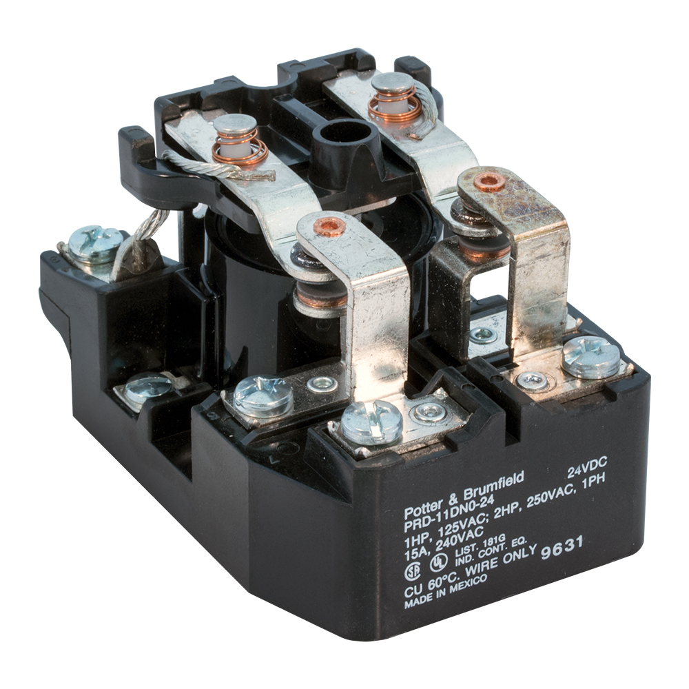 Contactor Relays - 1v to 50v on time delay relay wiring, din rail relay wiring, timer relay wiring, thermostat relay wiring,