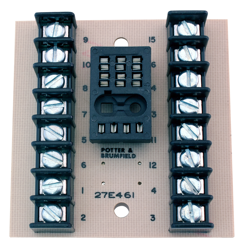 surface mount relay socket