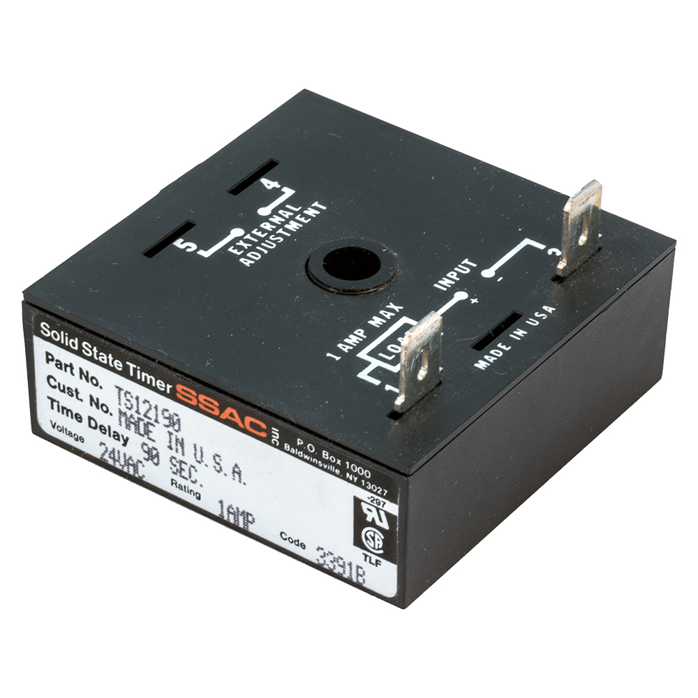 Time Delay Relays Electronic Relay Switch Off Enlarge Image