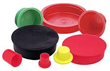 Plastic Parts: Caps & Plugs