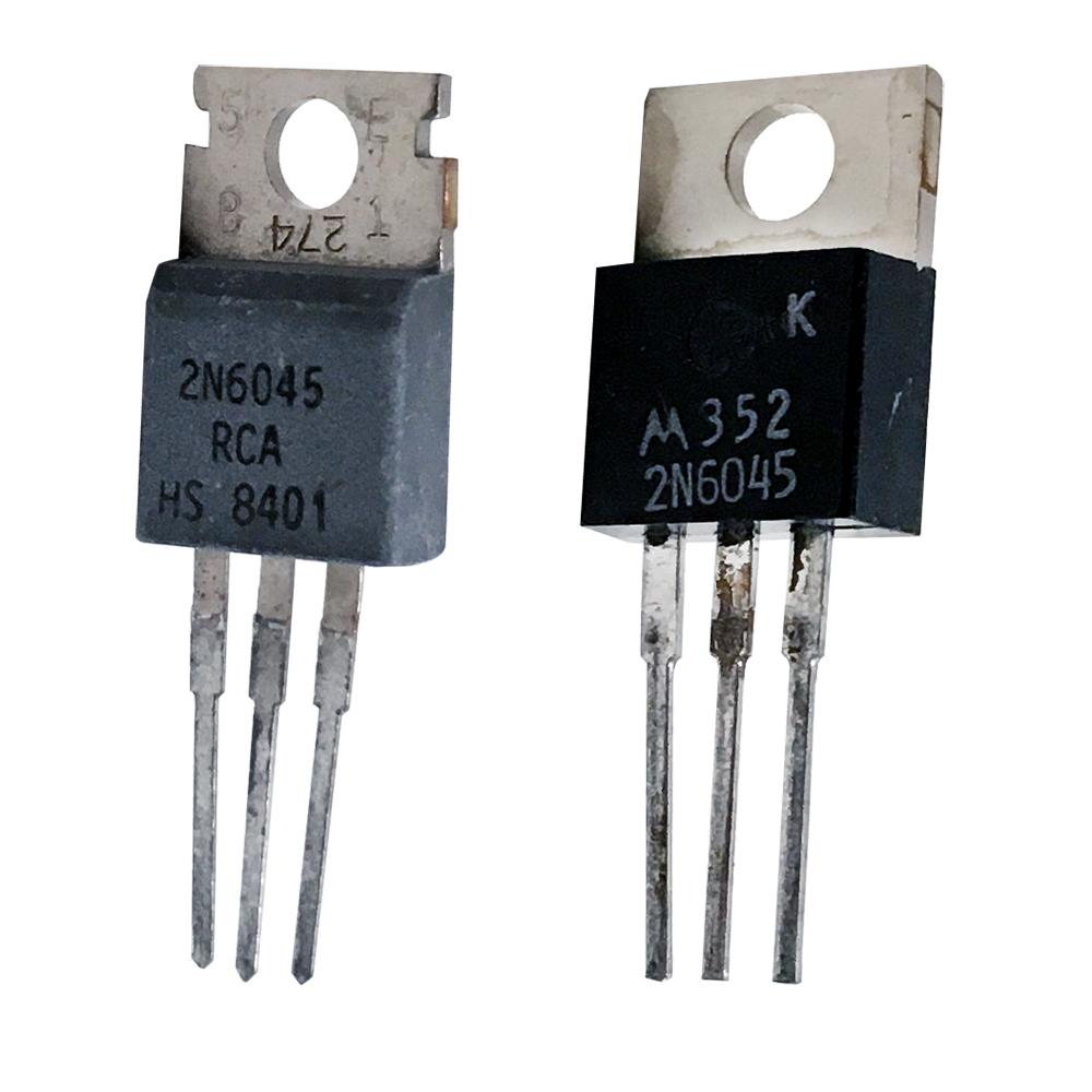 2N4912 Solid State Transistor