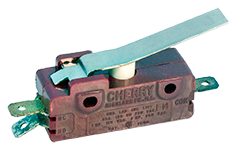 Cherry Lever Switch, SPDT