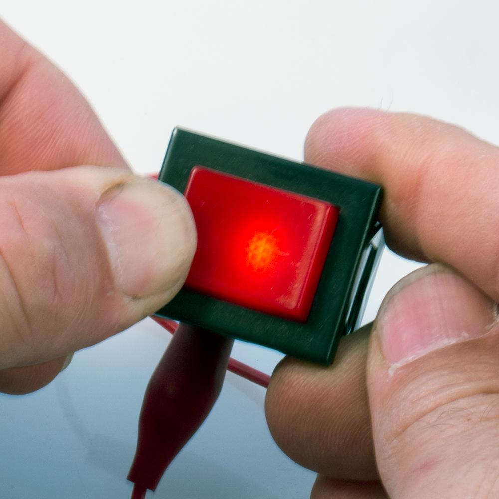 Pushbutton Switches Illuminated Mini Rockers Non Rocker Spst Enlarge Image See It Lit Up