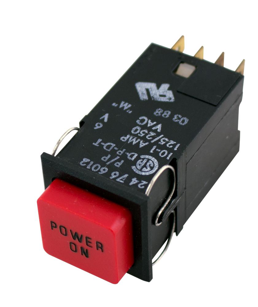 Pushbutton Switches Illuminated