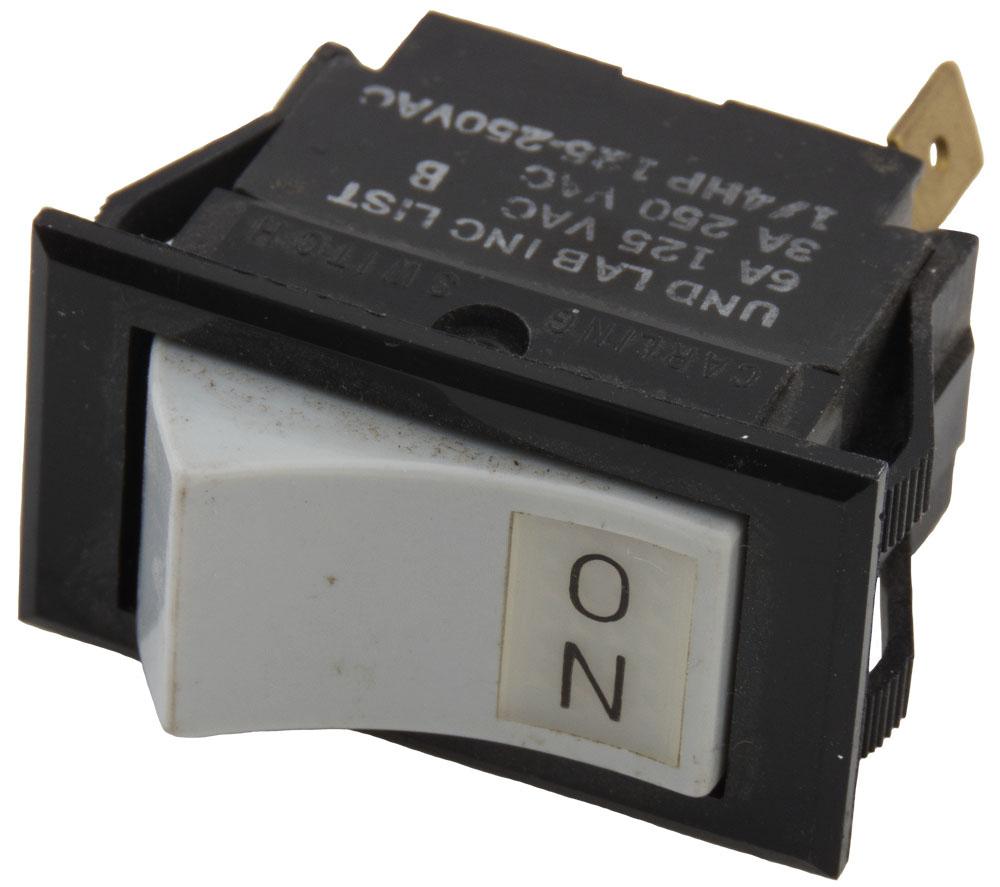 Rocker Switches Surplus Sales Of Nebraska Switch Wiring Spst 16a 125vac Carling Lighted 6 Amp 125v Ac 3 250v