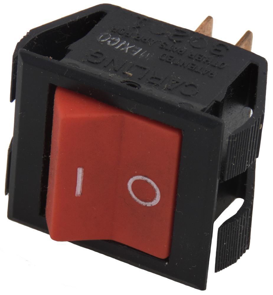 Rocker Switches Surplus Sales Of Nebraska Micro Relay 12v Spdt 20 Amp 10 125v Ac 5 250v Dpst