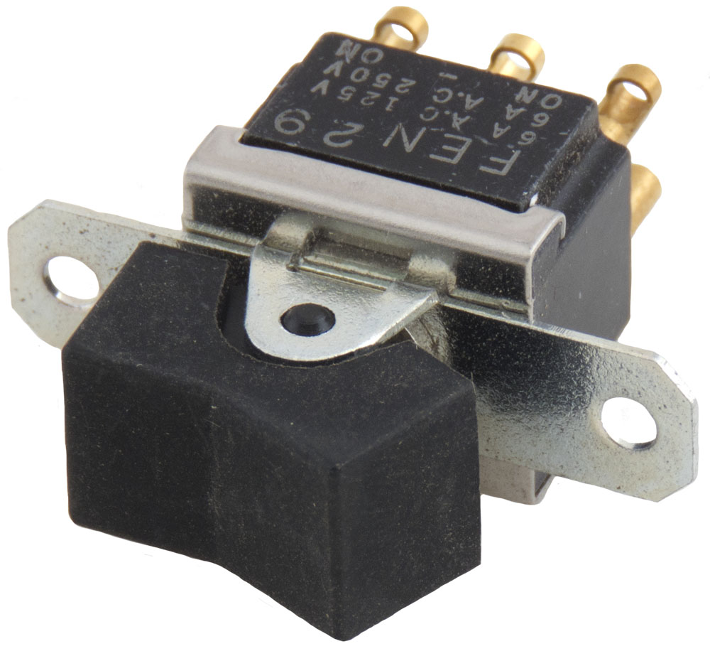 Rocker Switches - Surplus Sales of Nebraska