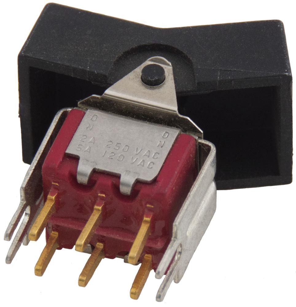 Rocker Switches Surplus Sales Of Nebraska Toggle Switch 20 Amp Screw Terminal Spst Onoff Enlarge Image