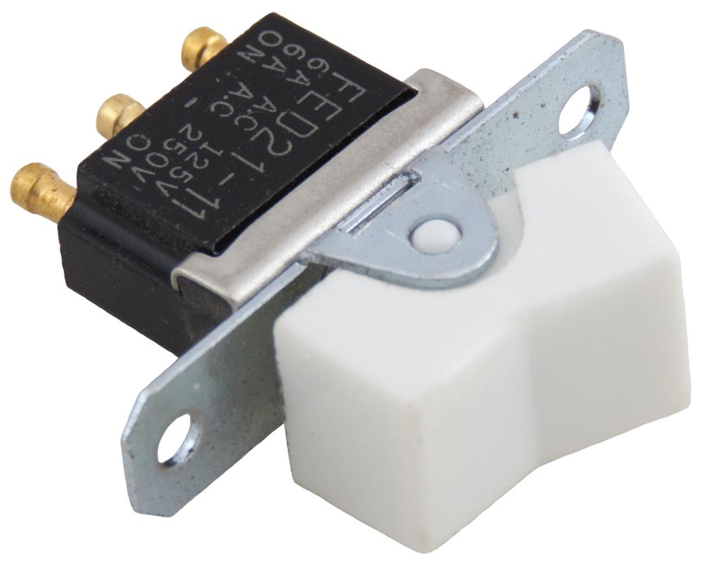 Rocker Switches Surplus Sales Of Nebraska 12v Switch W Blue Led All Electronics Corp Otax White 6 Amp 125 250v Spdt