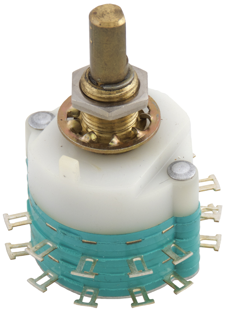 Sealed Rotary Switches