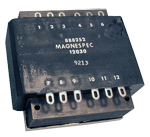 Magnespec 400 Hz Power Transformer
