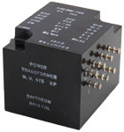 292MT785G001 400Hz Power Transformer 1V to 5V