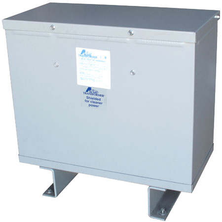 20KVA Drive Isolation Transformer 460Y/266V