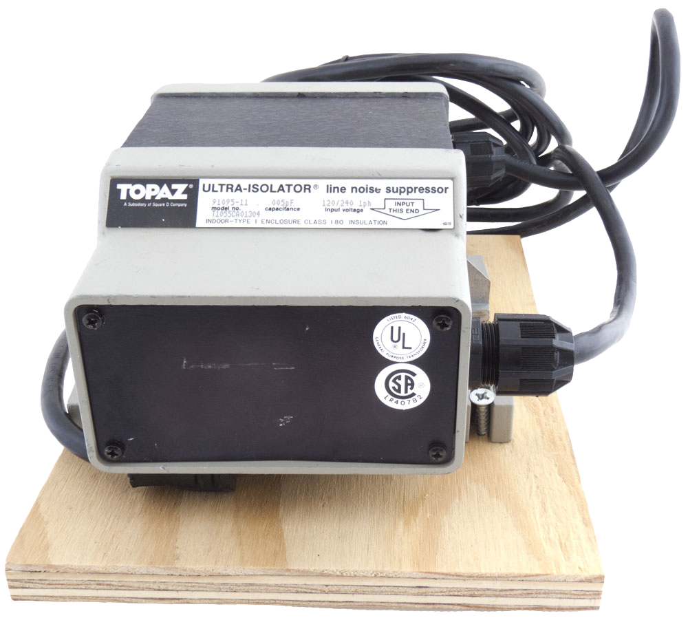 Topaz 91095-11 Isolation Transformer
