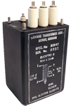 Osborne Transformer Corp. Filament Transformer