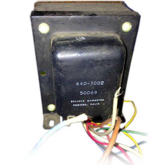 Bullock Magnetics LV Transformer