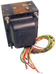 RCA Filament Transformer
