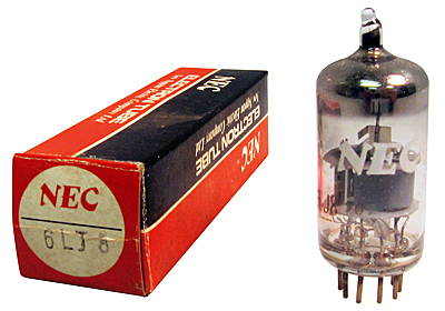 Vacuum Tubes: Transmitting & Receiving: