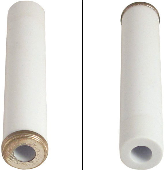 10 32 Threaded Stud Ceramic 10 32 Threaded Stud Ceramic