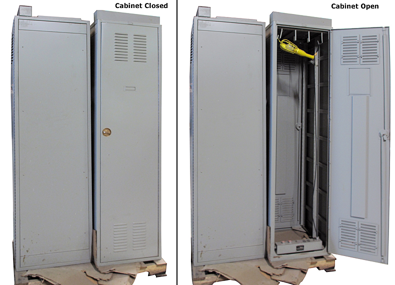 Rack Cabinet. More Images