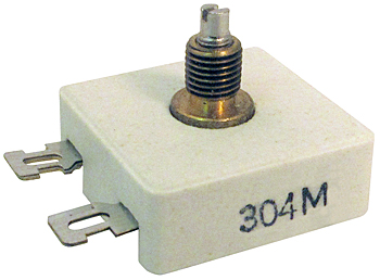 Trimmer Capacitors Compression