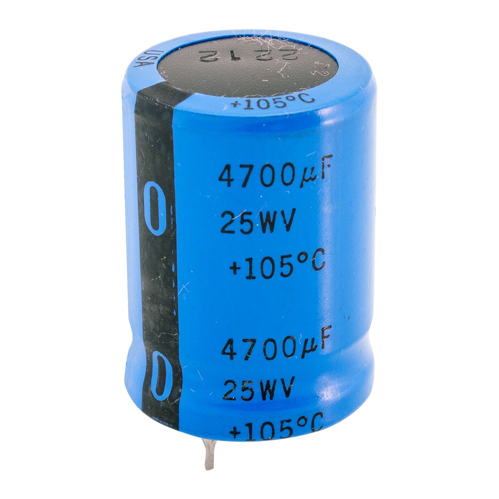 35mm x 30mm 105C Electrolytic Capacitor 4700uF 63V Nichicon LGU
